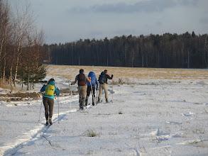 Photo: Поле западнее Сабурово