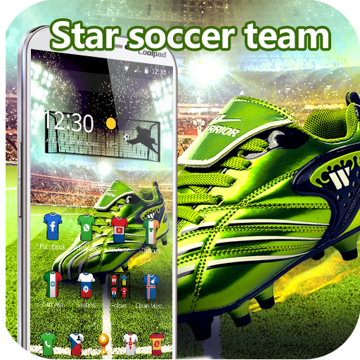 football team jersey theme 3D (app)