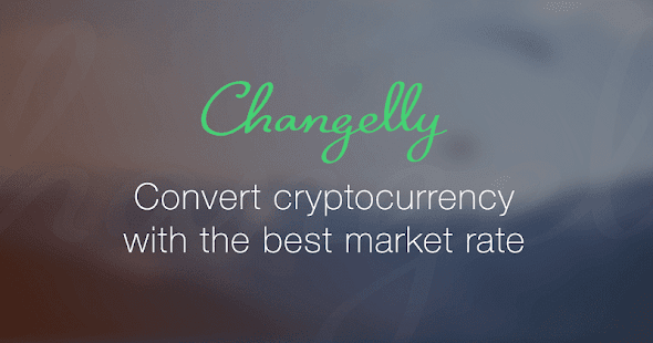 Changelly :Crypto Exchange (Powered By CoinSwitch) - náhled