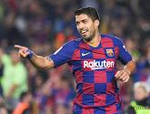 Barcelona wil vervanger voor geblesseerde Luis Suarez