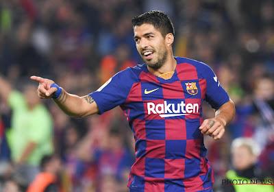 Une retraite dorée pour Luis Suarez?