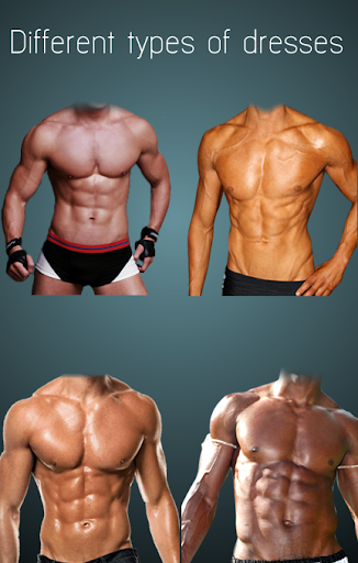 muscle montage body building