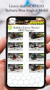 Download Mod Bus Bussid Terbaru For PC Windows and Mac apk screenshot 5