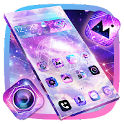 Color Nebula Galaxy Theme