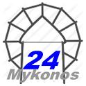 Mykonos Hotels icon