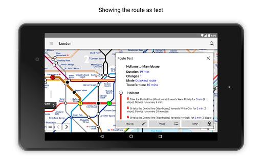 London Underground Free screenshot 21