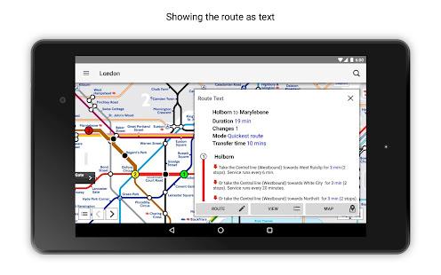 Tube Map London Underground 21