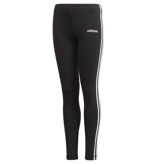 Adidas Essentials linear Tights Junior Svart, Stl Junior 128