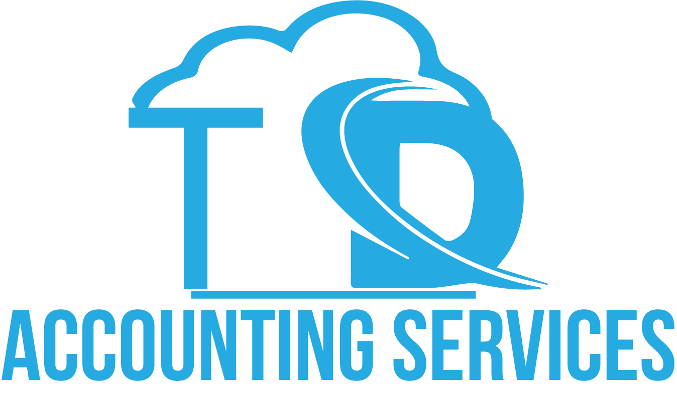 TD Accounting Services logo