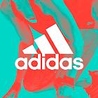 adidas train & run icon