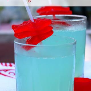Sparkling Mermaid Lemonade.