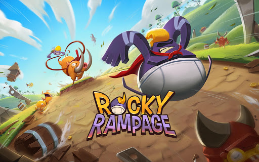 Rocky Rampage: Wreck 'em Up 1.0.3 screenshots 17