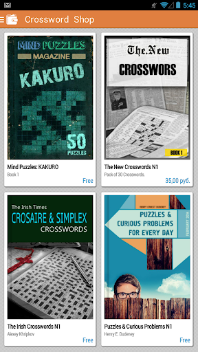Puzzle Book:  Logic Puzzles (English Page) 1.7.0 screenshots 3