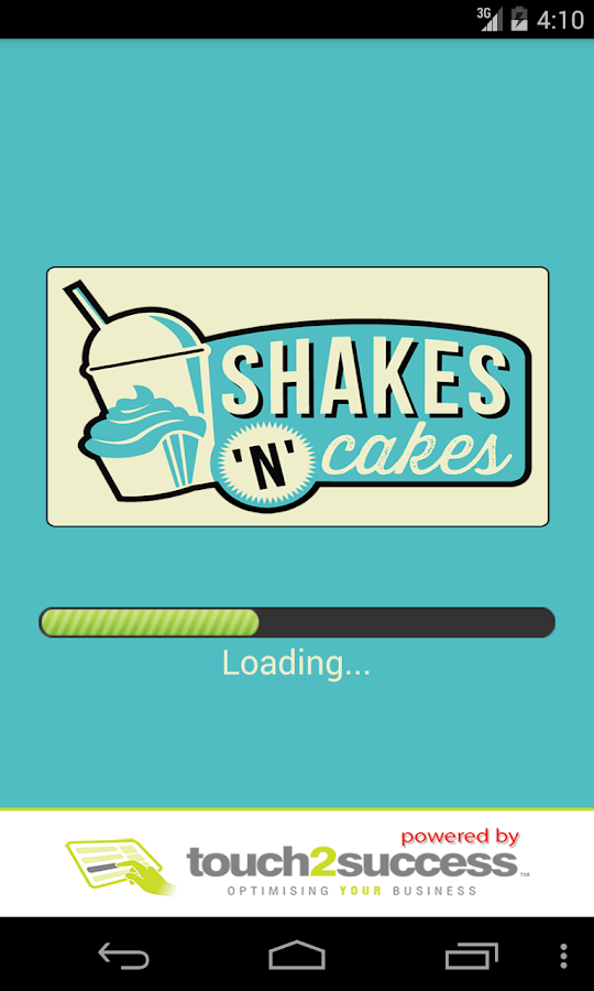 Shakes N Cakes- screenshot