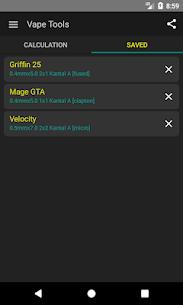 Vape Tools Box [for true Geeks] v3.2.0 [Paid] APK 9