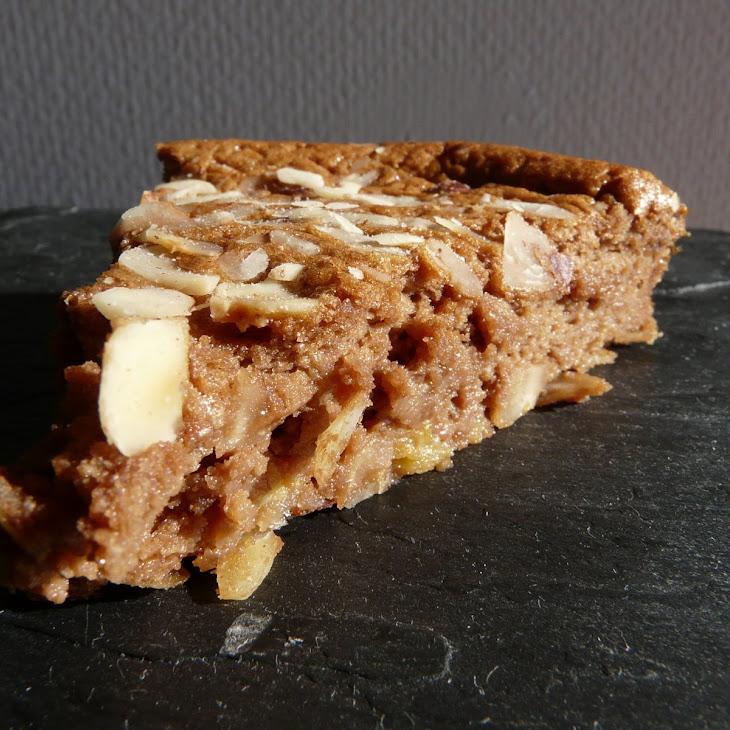 Super Light Chocolate Hazelnut Cake