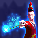 Wizards Battle Royale Online icon