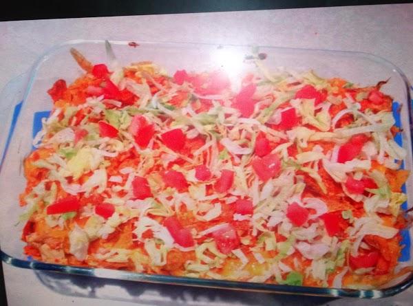 Mex Tex Chicken Recipe