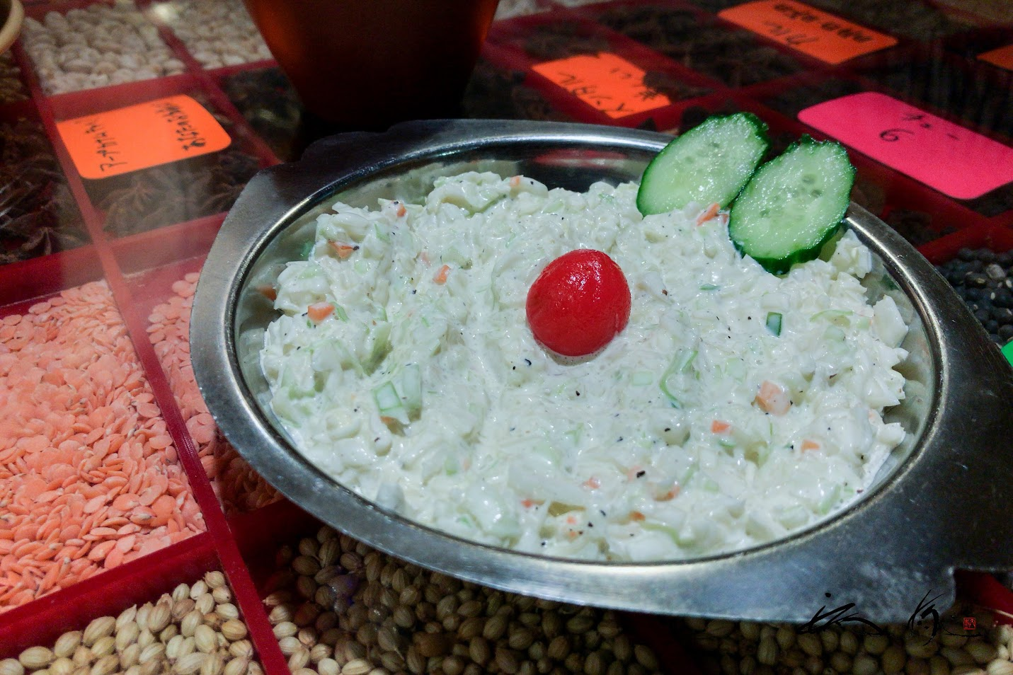 タージオリジナルコールスローサラダ