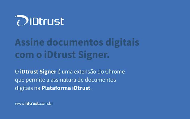 iDtrust Signer