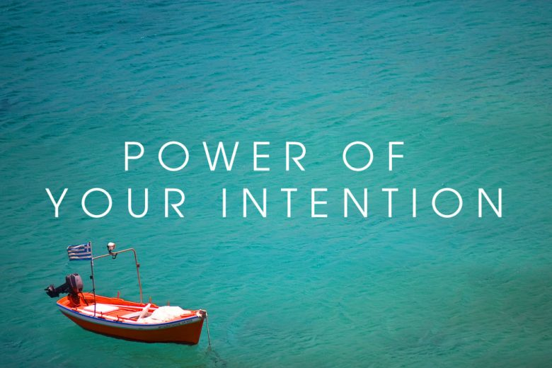 How to make more intuitive decisions part four - set your intentions |  Talented Ladies Club