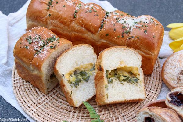 麵包「晶英酒店」極光麵包新上市!統一集團與台南晶英酒店首次攜手合作~至1/29同品項買一送一