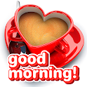 Good Morning & Night Stickers for WhatsApp icon