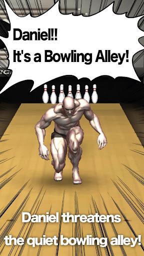 Daniel It's a Bowling Alley