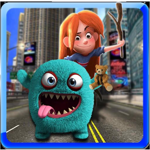 运行运行的怪物 街機 App LOGO-APP試玩