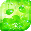 Spring Leaves Live Wallpaper icon