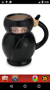Mug Selfie Photo Frames - náhled