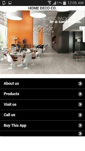 Home Deco App