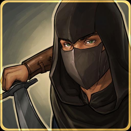 角色扮演App 影子刺客 LOGO-3C達人阿輝的APP