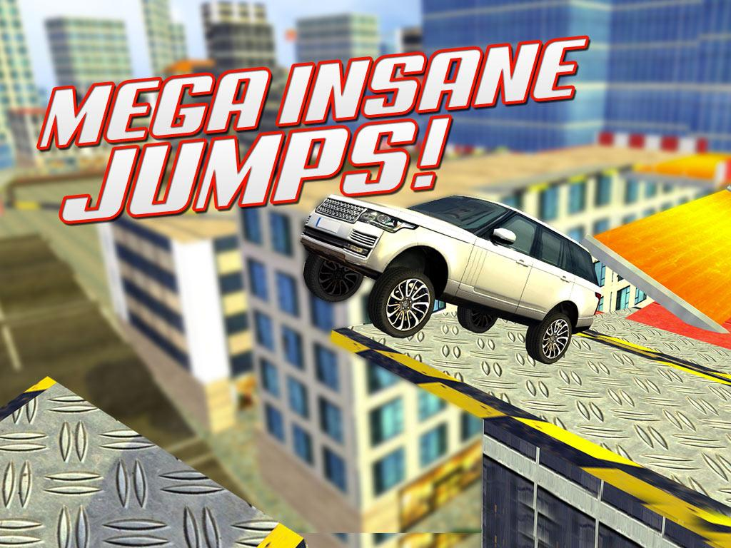 Roof Jumping Car Parking Games Android Apps On Google Play - Cool cars jumping