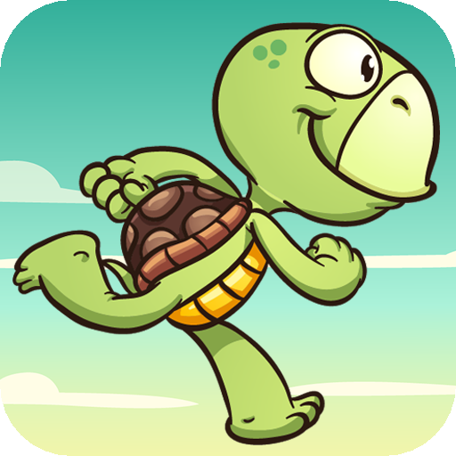 冒险のTommy Turtle  トミー ・ タートル LOGO-HotApp4Game
