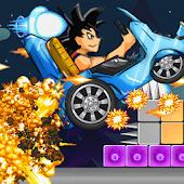 Tải Goku saiyan đua xe siêu tốc APK