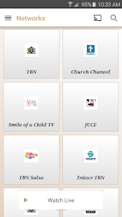 TBN: Watch TV Shows & Live TV- screenshot thumbnail