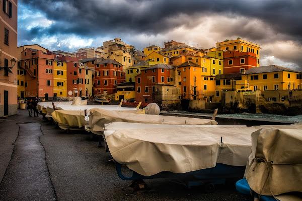 Mare d'inverno di Sergio Locatelli
