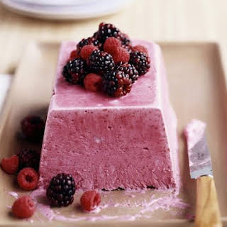 Berry Semifreddo.