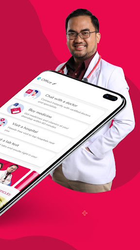 Halodoc - Doctors, Medicine & Appointments 6.100 screenshots n 2