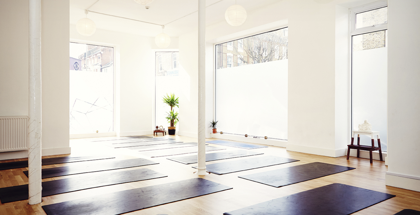 Union Station Yoga | GoSweat | The 5 best Battersea Yoga Studios