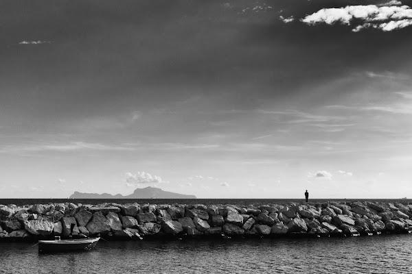 Lui, il mare, Capri... di mariateresatoledo