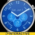 Material Analogic Watch Face icon