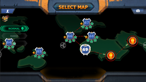 Tower Defense: Alien War TD 2 1.1.8 screenshots 5