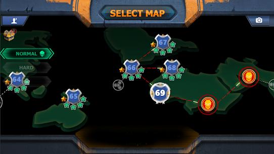 Tower Defense: Alien War TD 2 MOD (Unlimited Money) 5