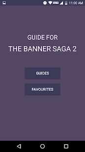 Guide for The Banner Saga 2 - náhled