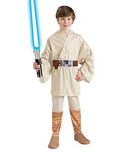 Luke Skywalker, barn