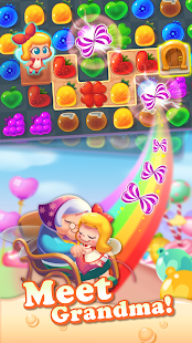 Tasty Treats Blast - A Match 3 Puzzle Games Screenshot