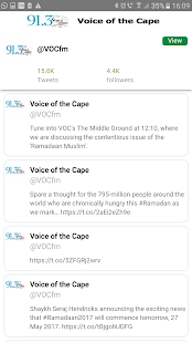Voice of the Cape- screenshot thumbnail