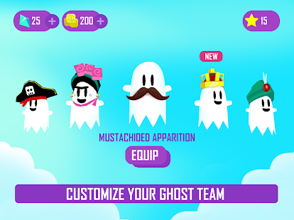 Ghost Game – Get the Chow! 14